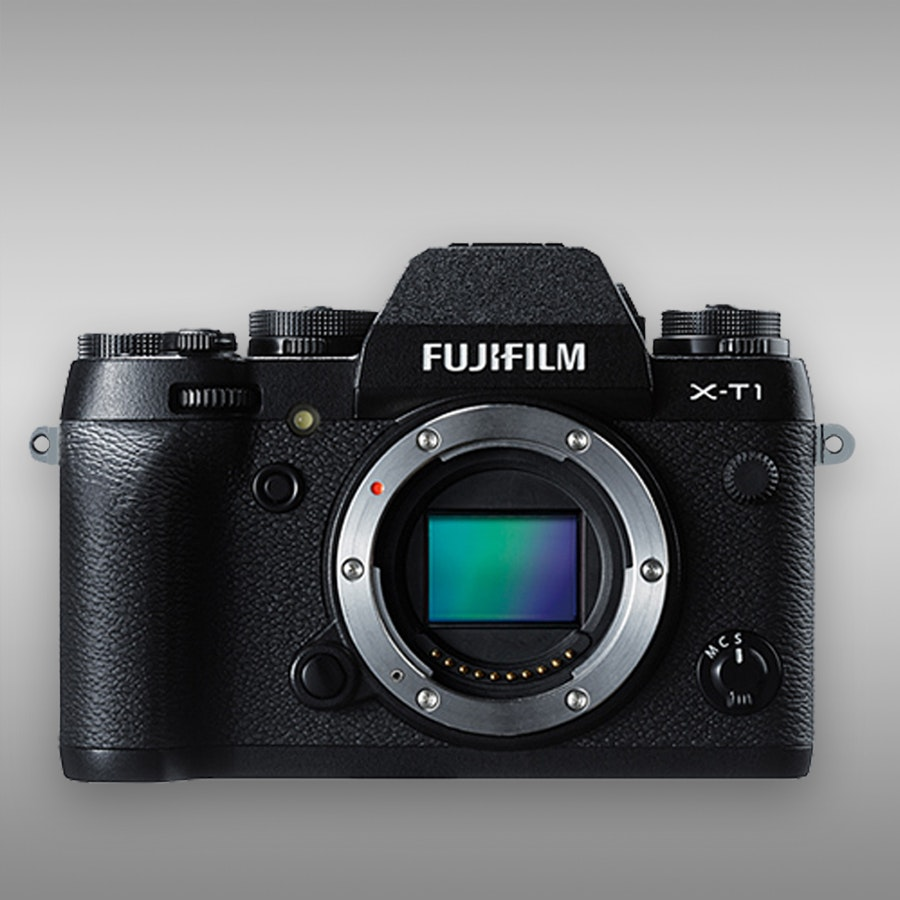 Fujifilm X-T1 Mirrorless Camera (Black Body Only)