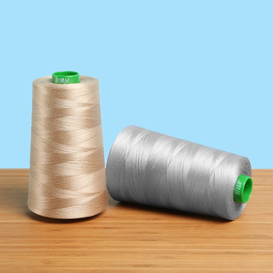 Aurifil Neutral Cone (2-Pack)