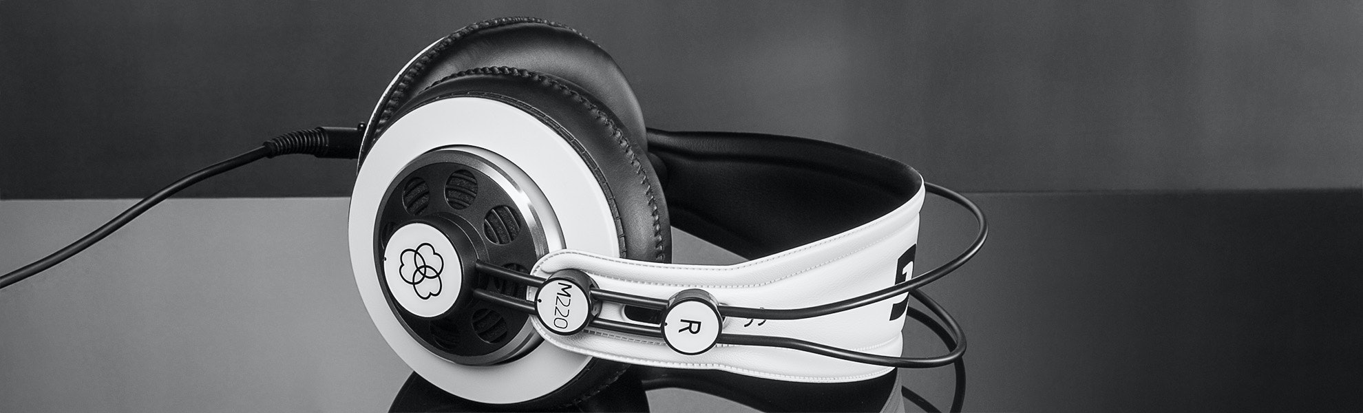 AKG M220 Semi-Open Studio Headphones