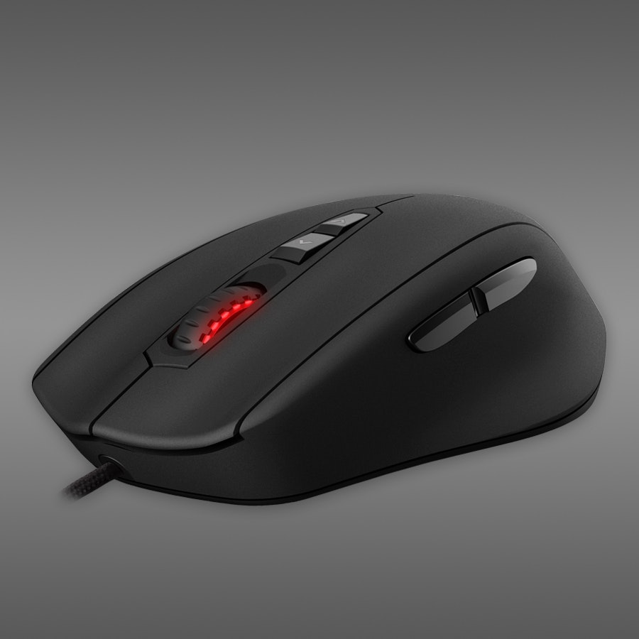 Mionix Naos 3200 RGB Optical Gaming Mouse