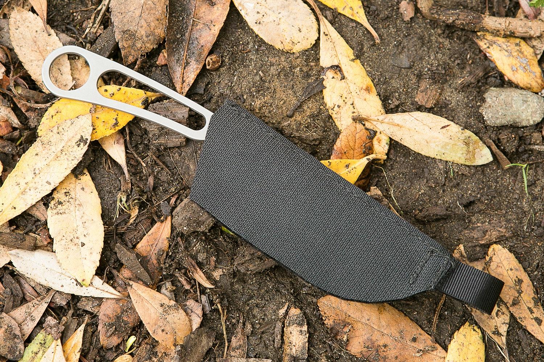 Ruta Locura Titanium Knife