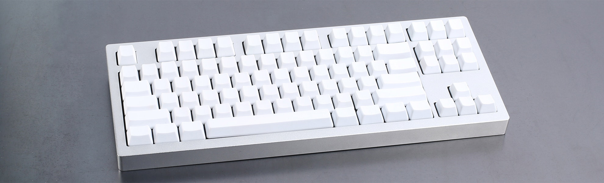 MKC Geekey 87A Full Metal Keyboard