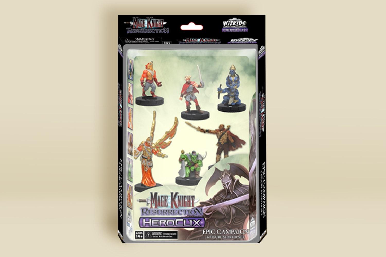 Mage Knight Resurrection Bundle
