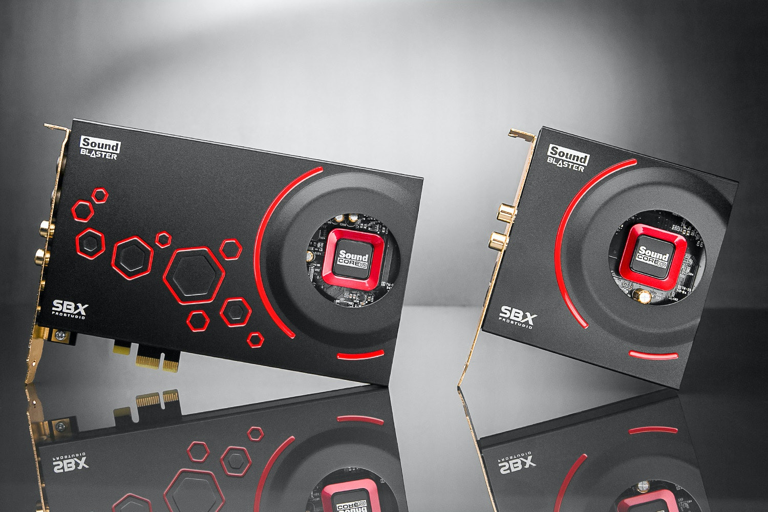Creative Sound Blaster ZxR Sound Card