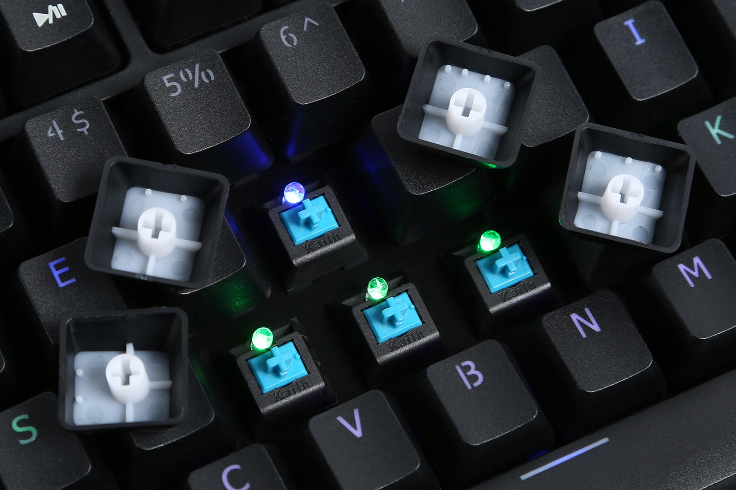 78 Key Mechanical Keyboard