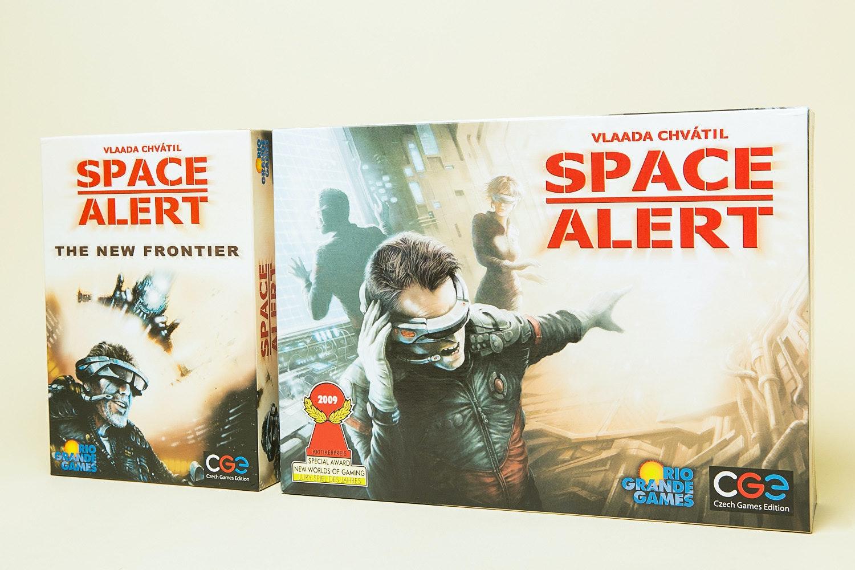 Space Alert Bundle