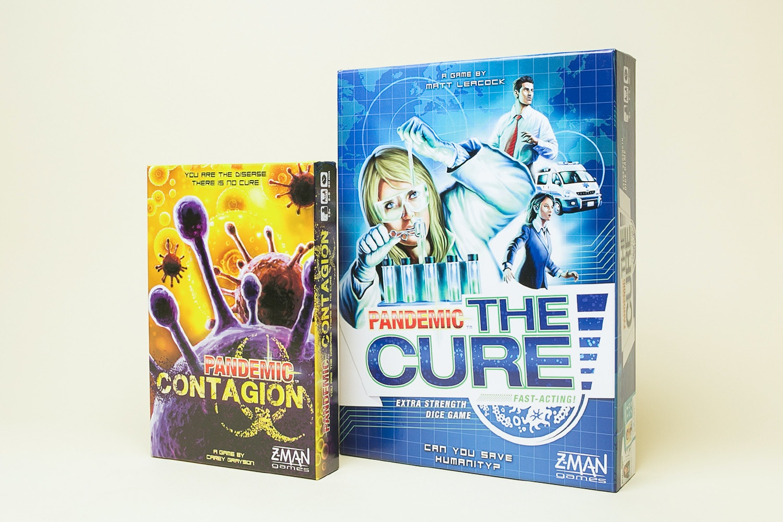 Pandemic: The Cure & Contagion Bundle