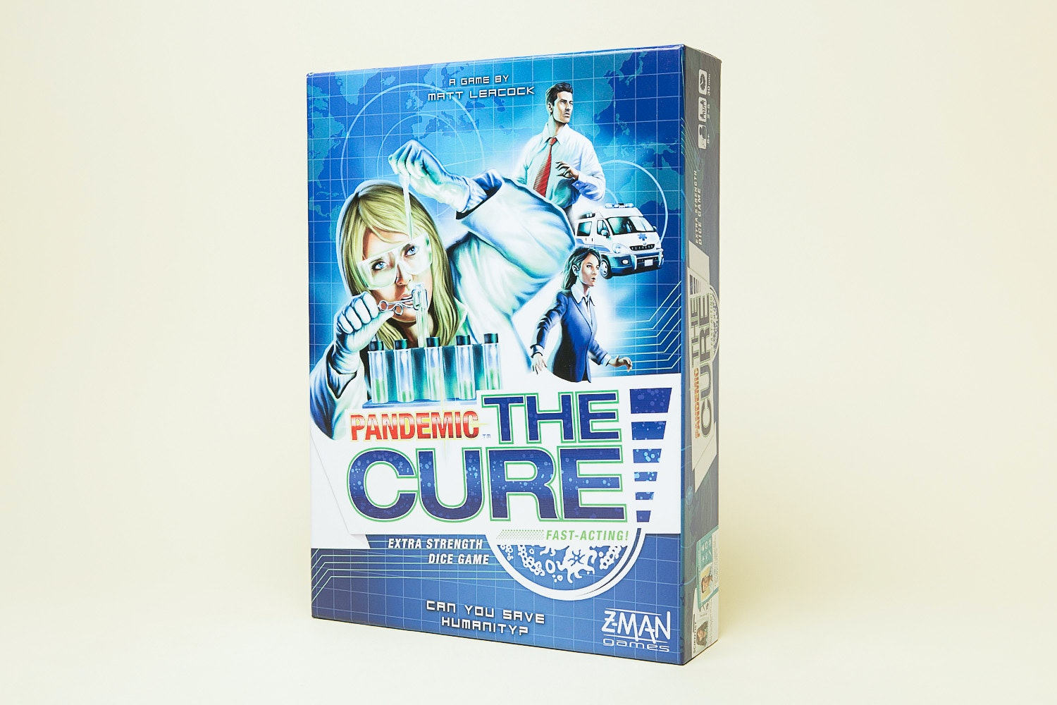 Pandemic: The Cure & Contagion Bundle