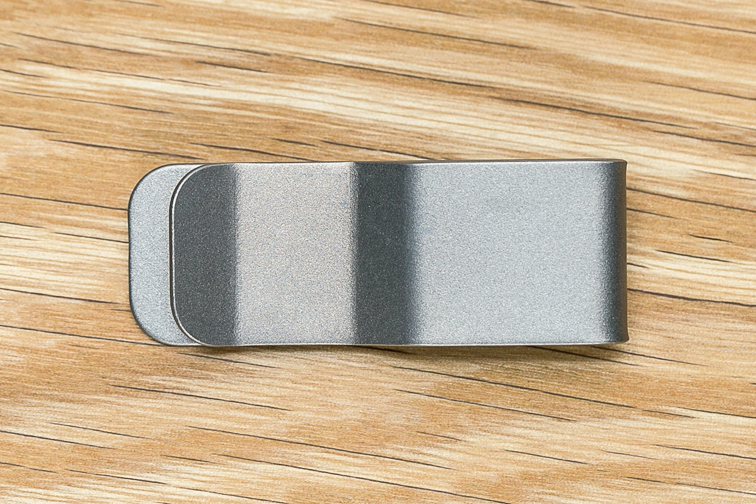 Vargo Titanium Money Clip