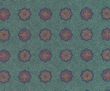 B14 - large scale motif on green