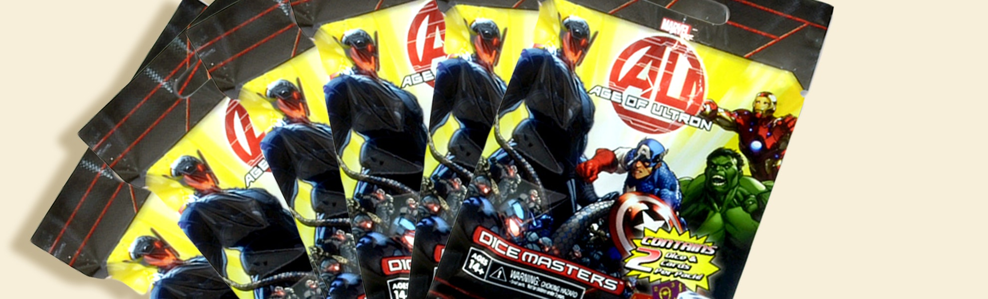 Age of Ultron Dice Masters (10-Pack)