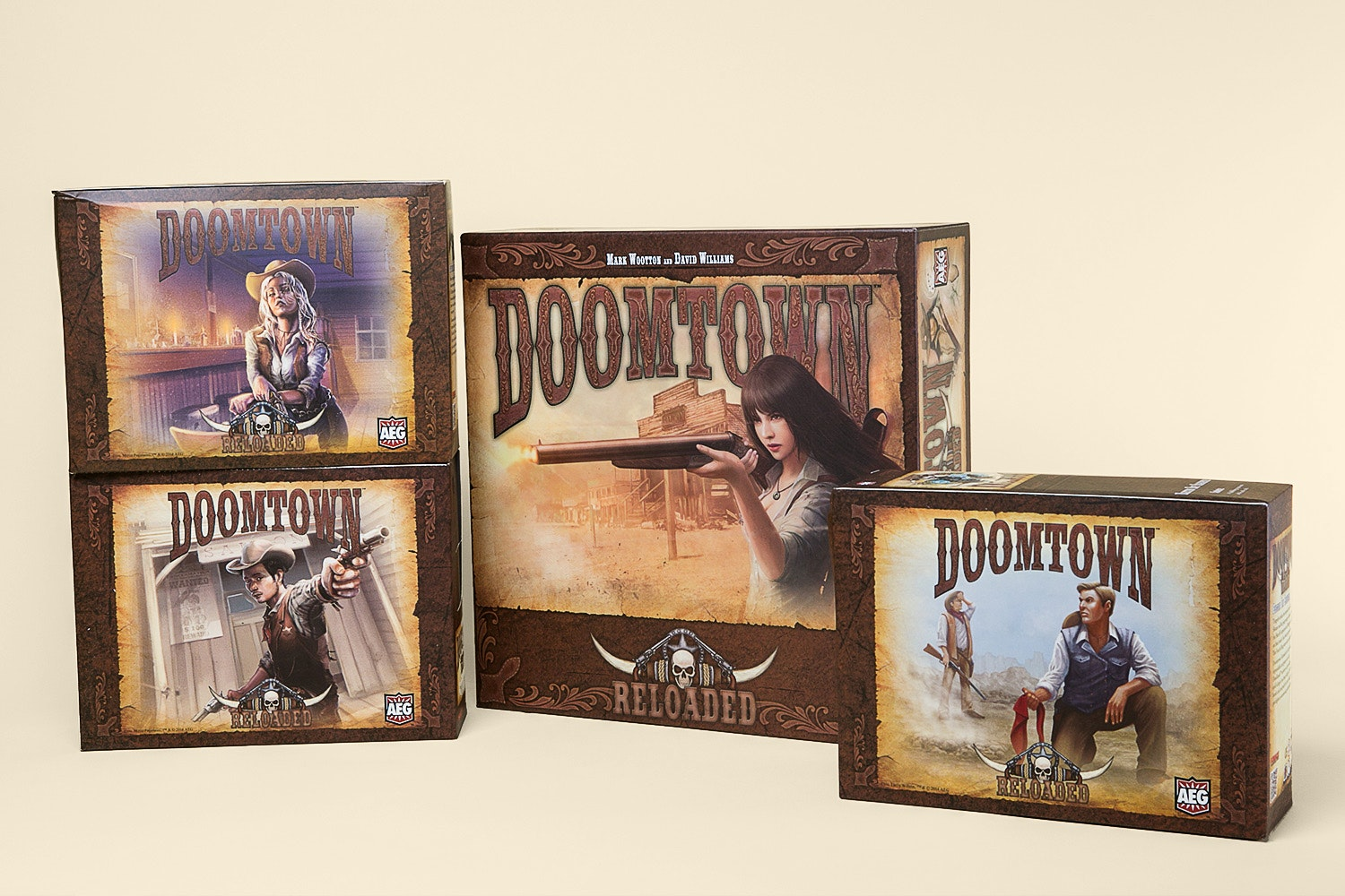 Doomtown Reloaded Bundle