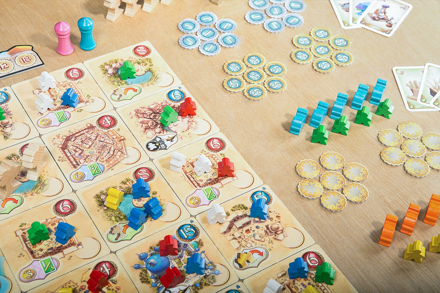 Five Tribes Bundle (New Release)