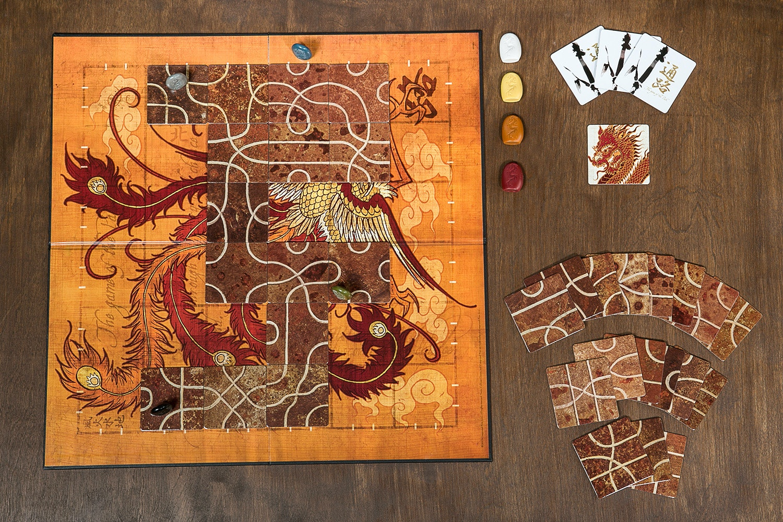 Massdrop Lunchtime Board Game Bundle