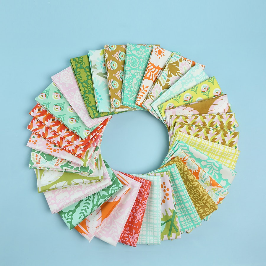 Clementine by Heather Bailey Fat Quarter Bundle