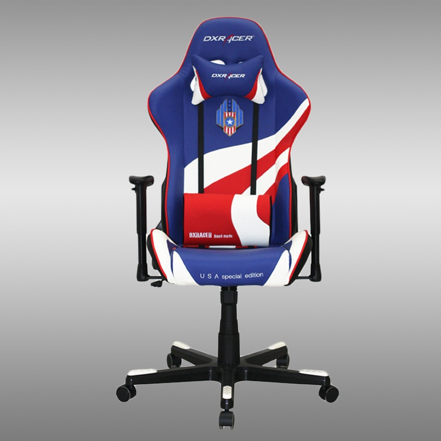 DXRacer USA Limited Edition Chairs