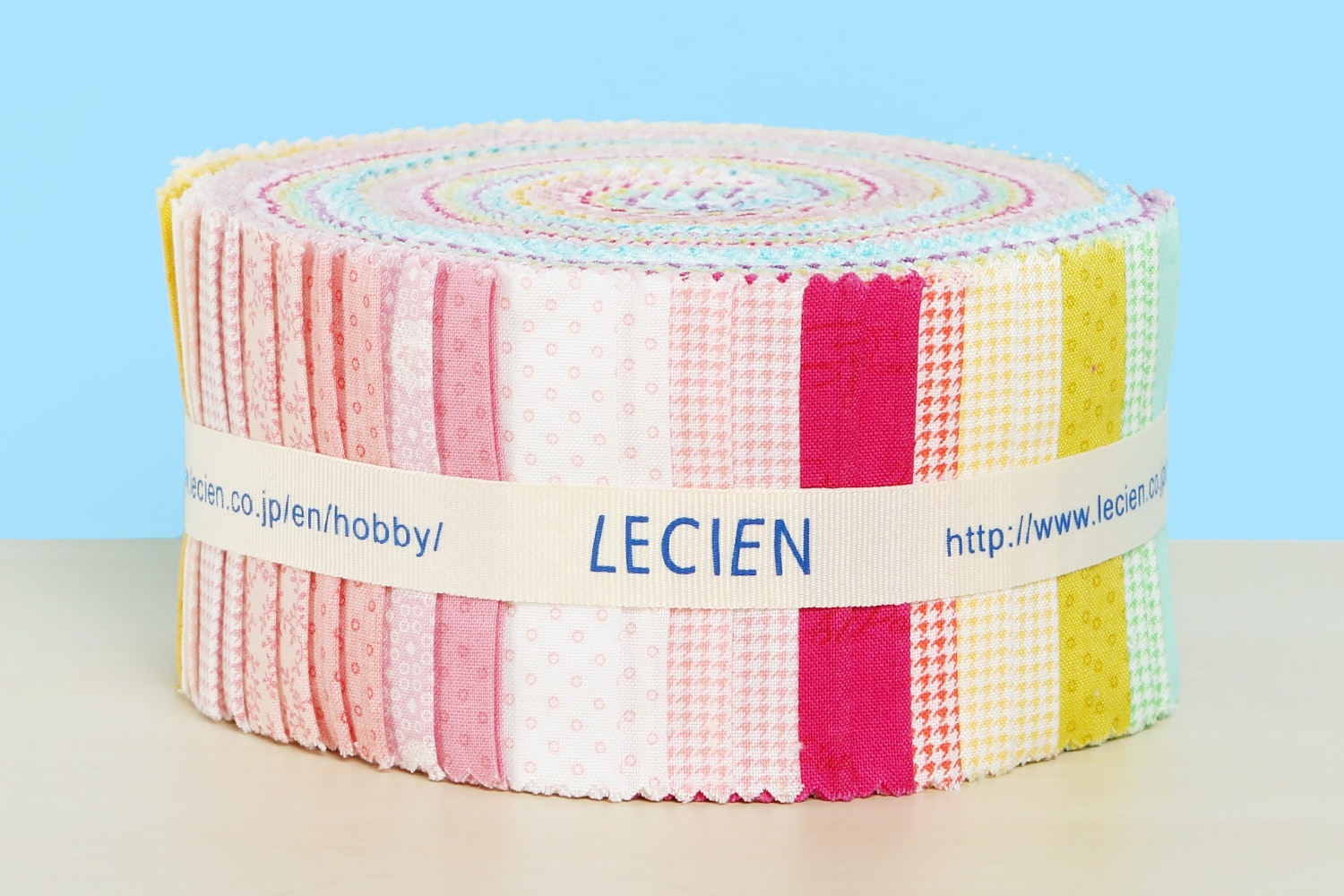 Quilter's Basics Smoothie Sushi Roll by Lecien