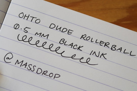 OHTO Dude Rollerball (2-Pack)