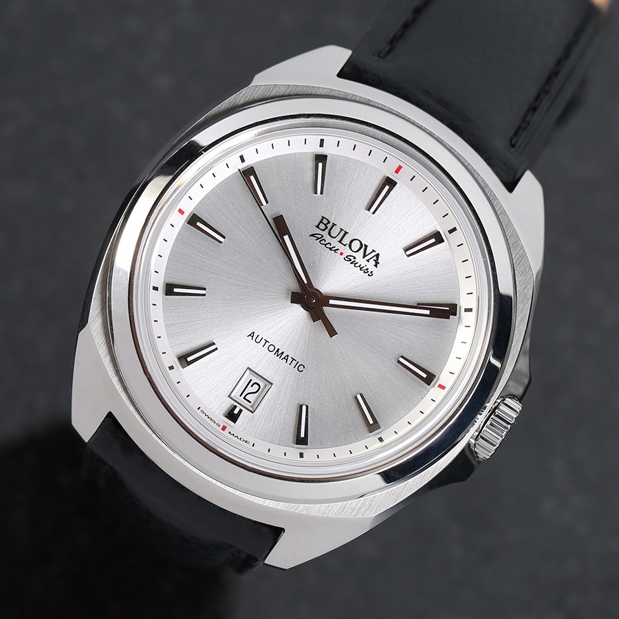 Bulova AccuSwiss Telc Watch
