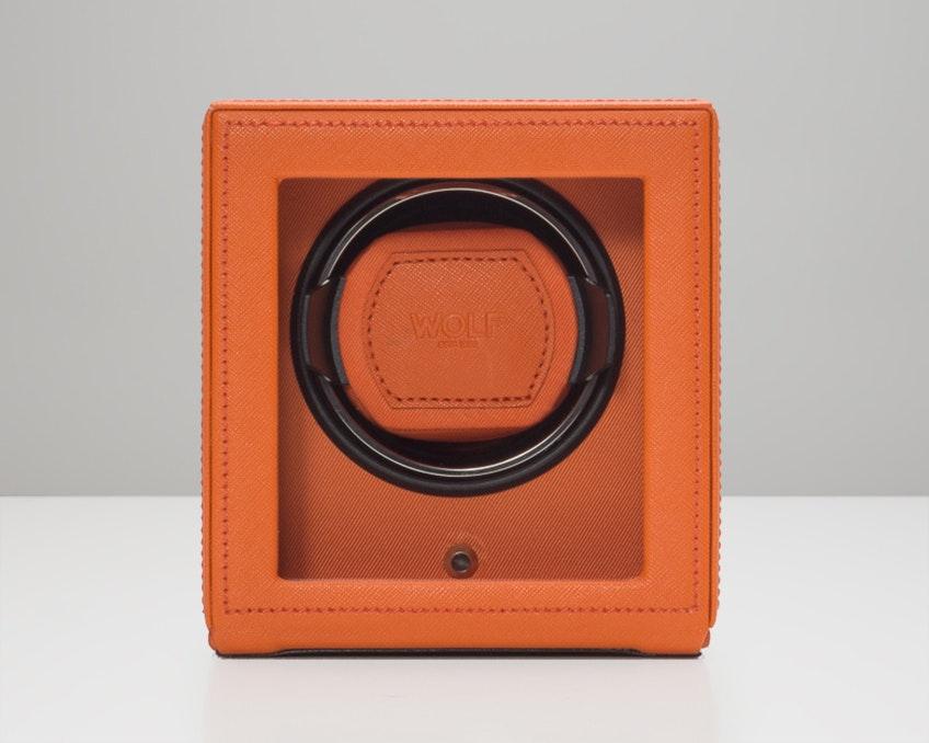Orange Single Winder with Cover