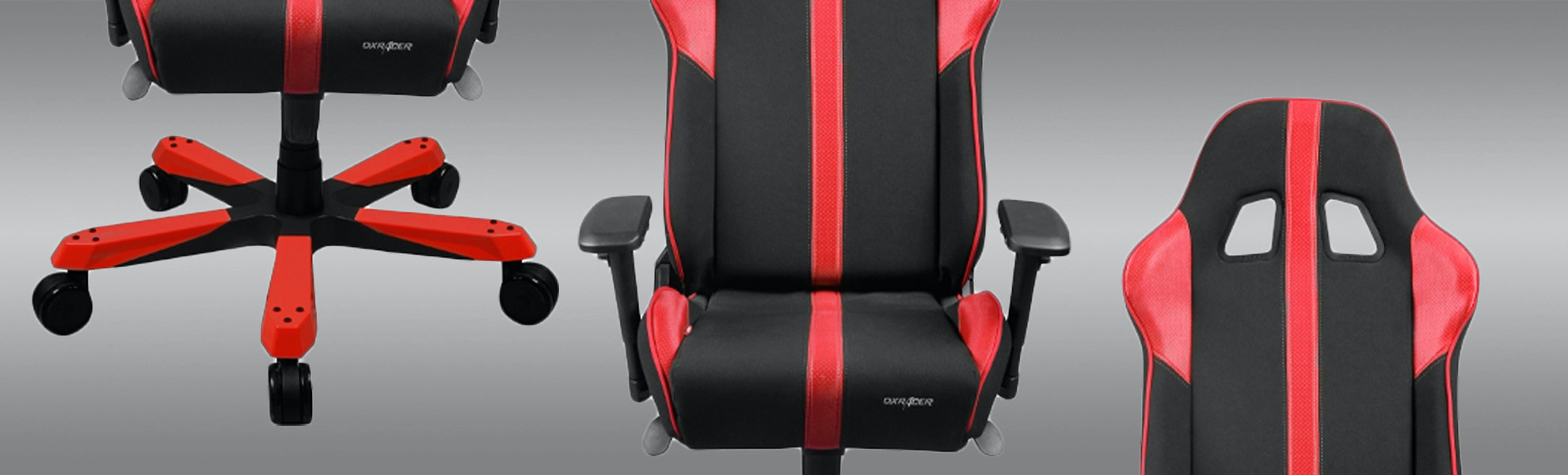 DXRacer King Series PC Gaming Chair OH/KF91/NR