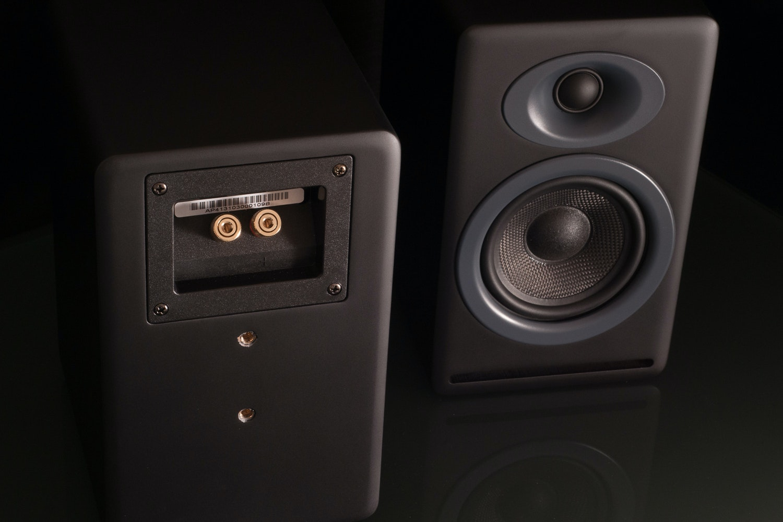 Audioengine P4 Passive Bookshelf Speakers
