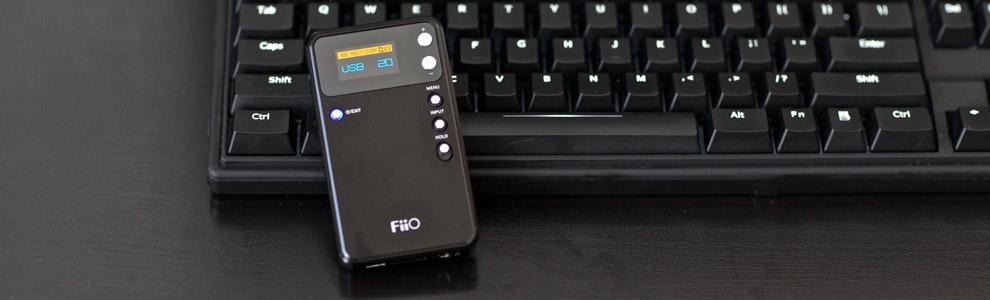 FiiO E17 Alpen Portable Amp/DAC