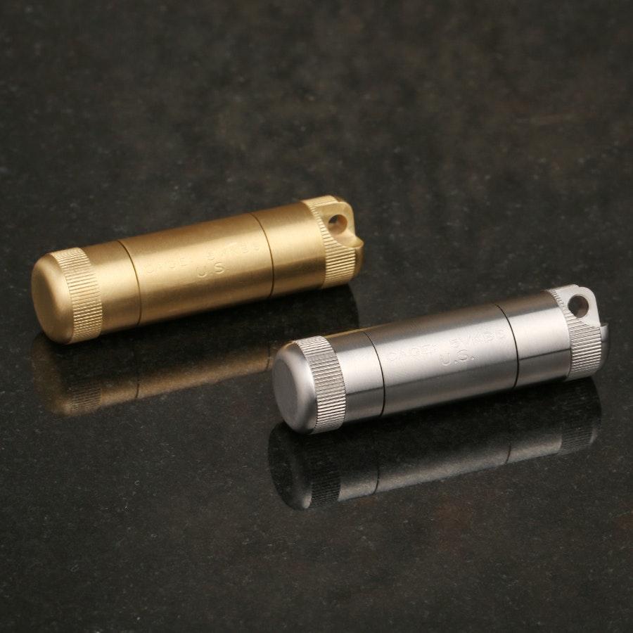A/B Cache Dual Compartment Capsule (2-Pack)