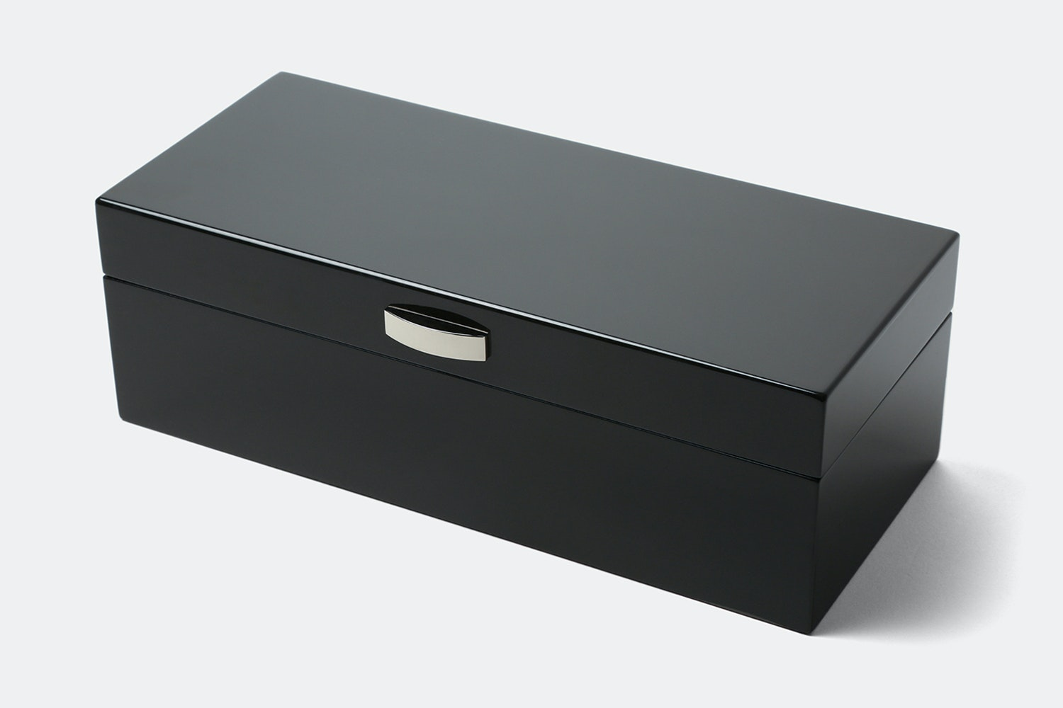 3 Watch Box with Lift out Valet | Black/Grey (- $12)