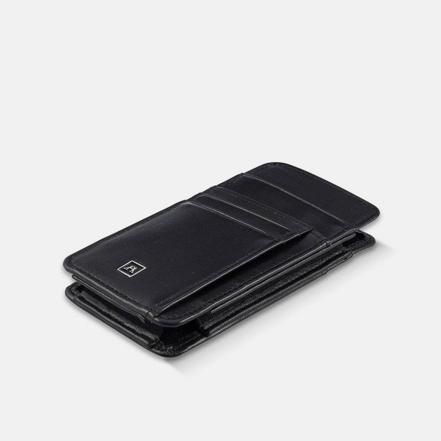 A & H Leather iPhone Wallet