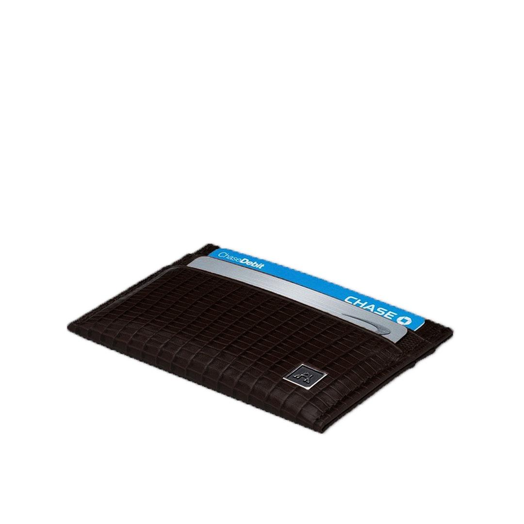 A&H Leather RFID Minimalist Wallet
