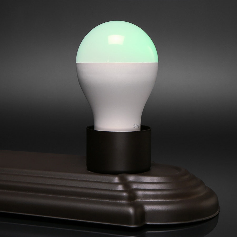 A19 Smart LED RGB Bluetooth Light Bulb