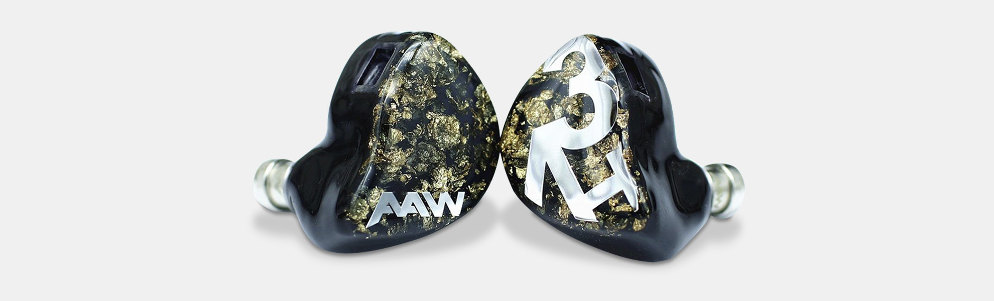 AAW A3H, AXH & ASH IEMs