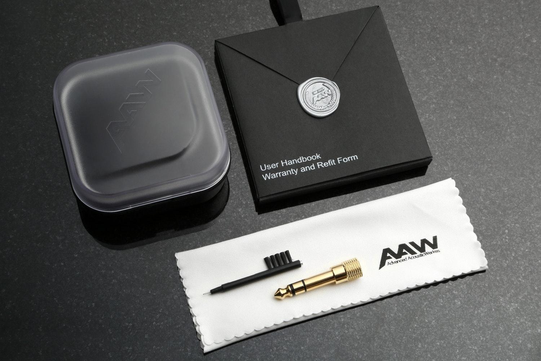 AAW A3H Pro V2 Hybrid 3-Way CIEMs