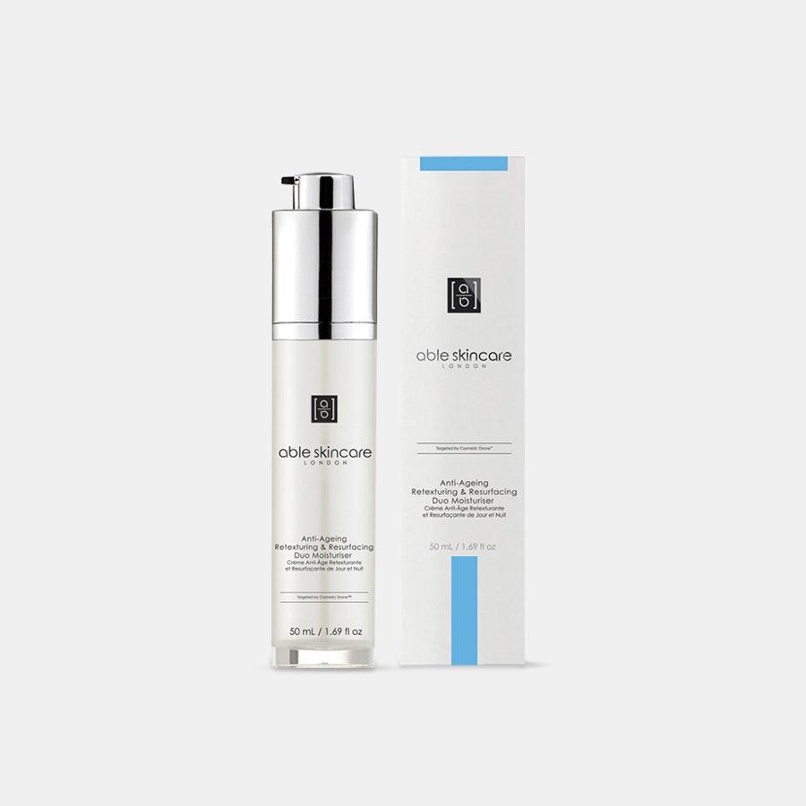 Able Skincare Anti-Aging Skincare Basics