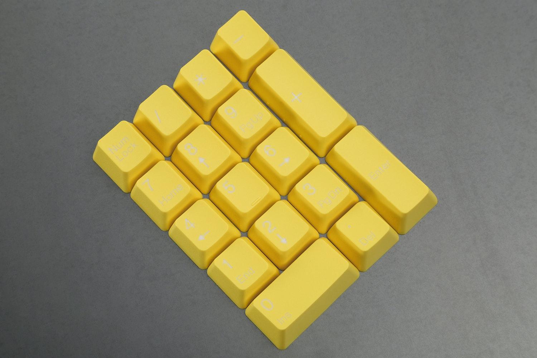 ABS Double-Shot Keycap Set