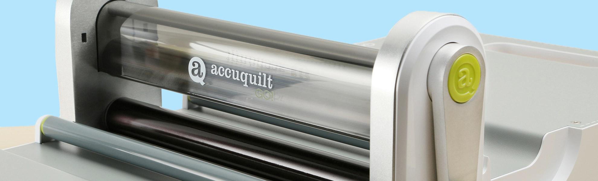 AccuQuilt GO! Fabric Cutter