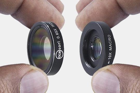 Acesori LensClip Plus Smartphone Lens Kit