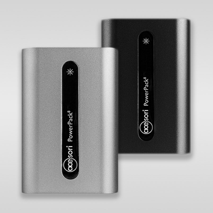 Powerpack8 8000mAh Power Bank (2-Pack)