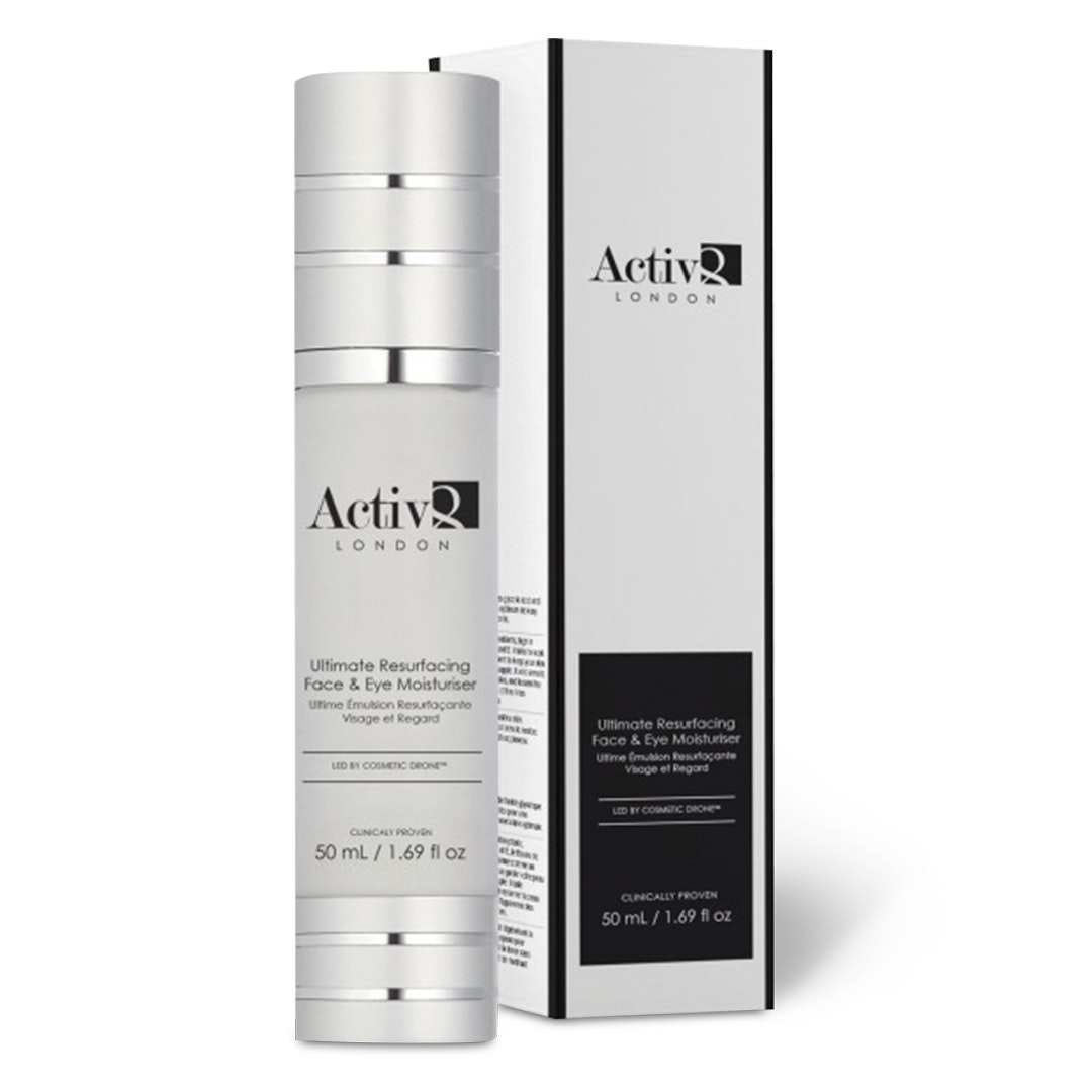 Activ8 Ultimate Resurfacing Face & Eye Moisturizer