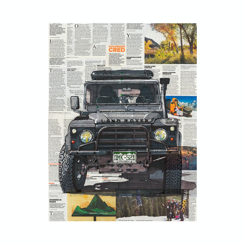Land Rover No.1