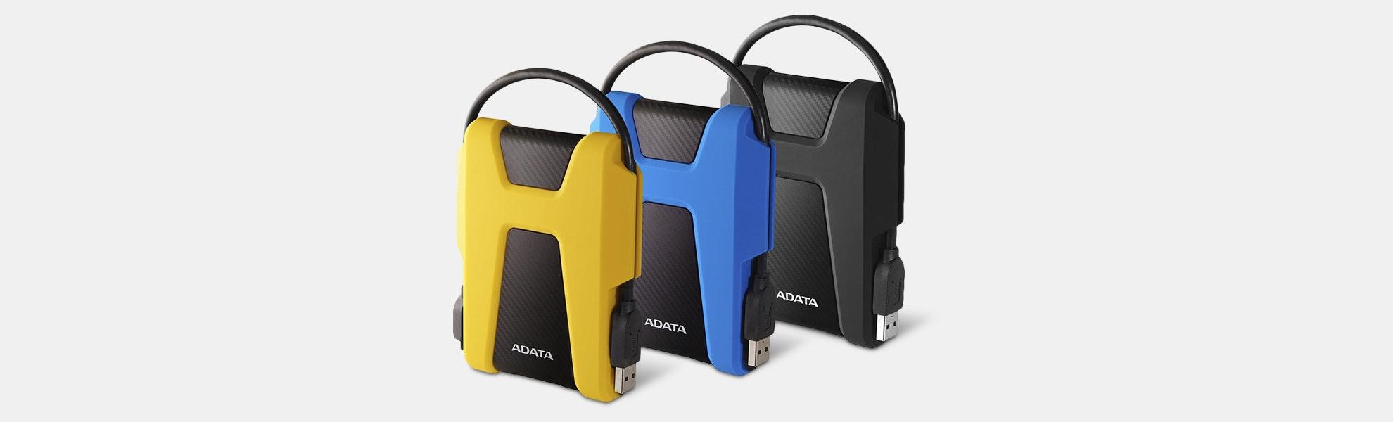 ADATA HD680 AES 256-Bit Encryption HDD Drive
