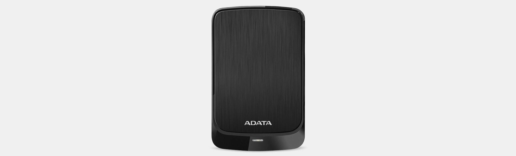ADATA HV320 Ultra-Slim External HDD Drive