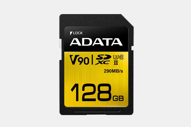 ADATA Premier ONE UHS-II Class 10 Memory Card