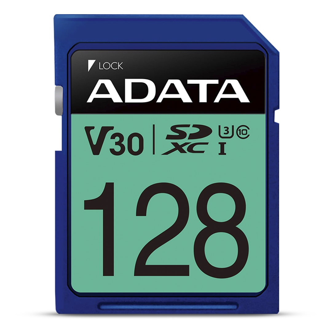 ADATA Premier Pro Series SDXC UHS-I U3 Memory Card