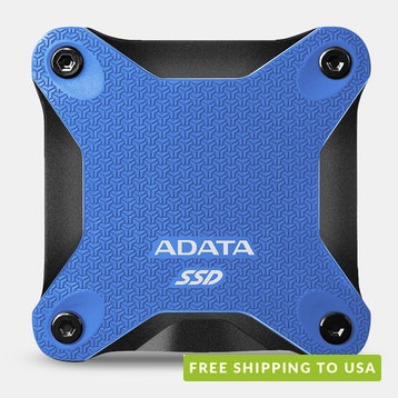 ADATA SD600Q 3D NAND USB 3.1 External SSD Drives