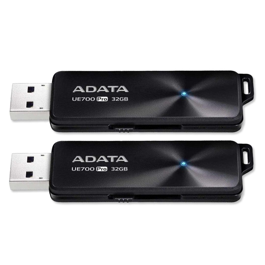 ADATA UE700 Pro USB Flash Drive (Multi Pack)