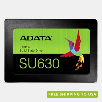 ADATA Ultimate SU630 QLC & SU900 MLC SSD Drives
