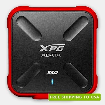 ADATA XPG SD700X USB 3.1 External SSD Drives