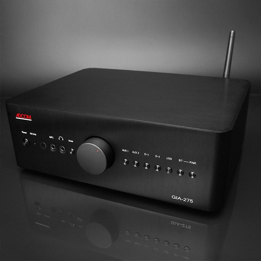 Adcom GIA-275 Stereo Integrated Amp/DAC